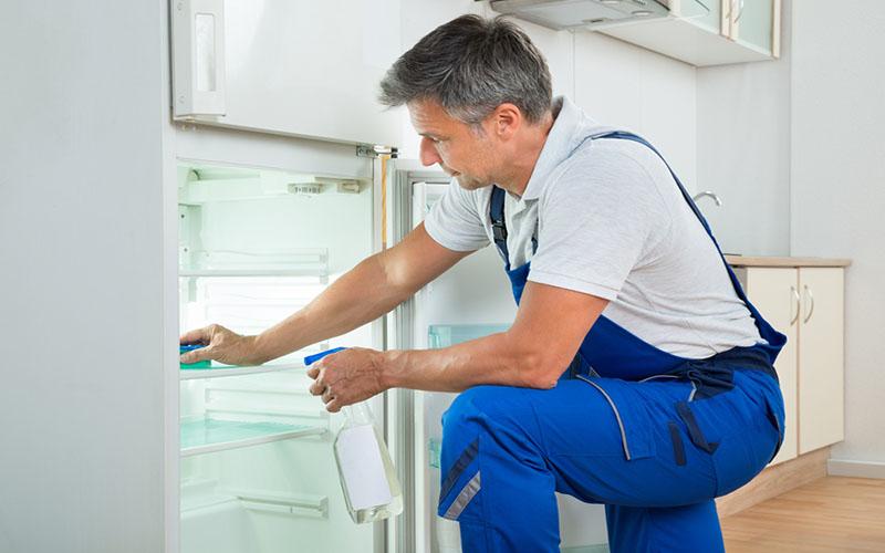 Dấu hiệu nhận biết tủ lạnh bị xì gas