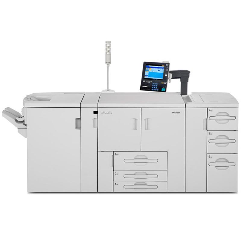 Những tính năng nổi bật trên máy photocopy Ricoh Aficio MP 9000