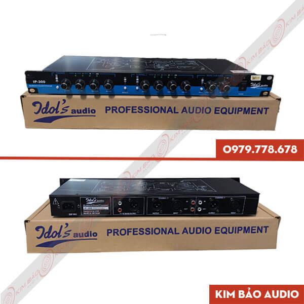 máy nâng tiếng hát Karaoke IDOL IP300
