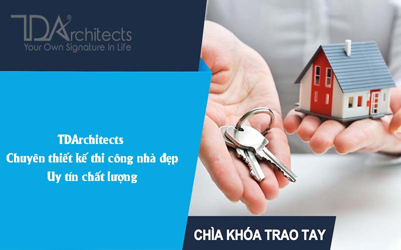 Cam kết của TDArchitects