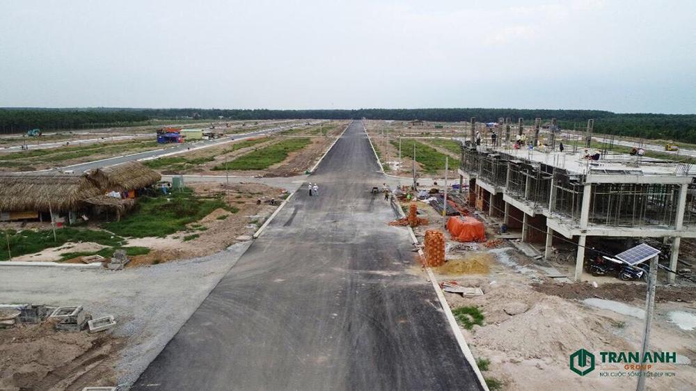 Đất nền tại dự án