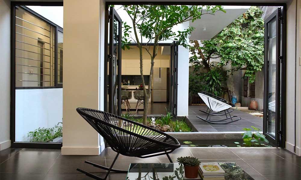 Cách thiết kế những khu vực khác trong nhà